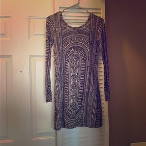 Billabong body con dress